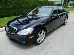 S550 4MATIC 20081